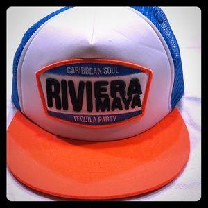 Caribbean Soul Rivera Maya Tequila Party Hat
